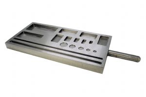 Combination Precious Metal Casting Mould, Extra Large.  J2314